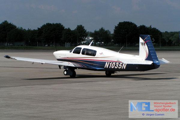 2.06.2006 N1035N MOONEY
