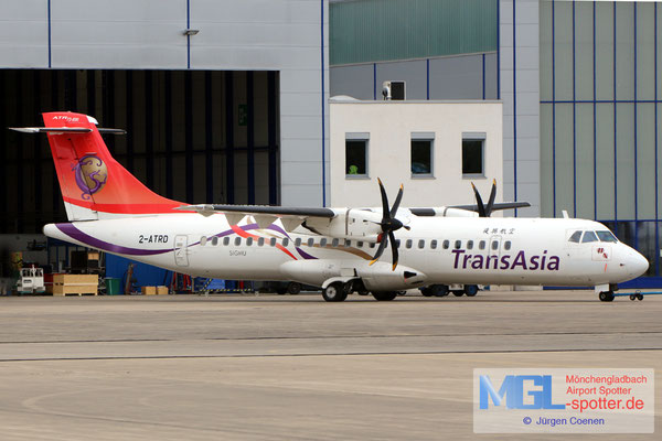 25.06.2018 2-ATRD NAC / TransAsia ATR 72-600 cn1145