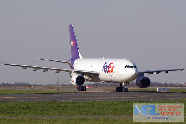 10.04.2015 N724FD FedEx A300B4-622RF