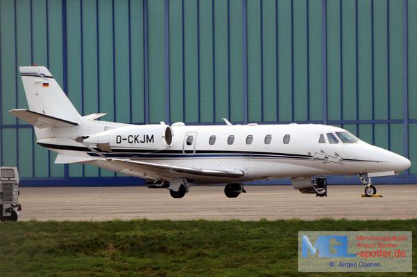 14.01.2021 D-CKJM Cessna CIT560XL