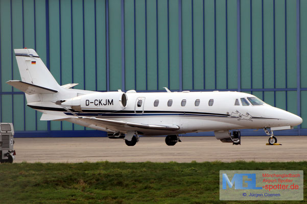 14.01.2021 D-CKJM Air Hamburg Cessna 560XL Citation XLS+