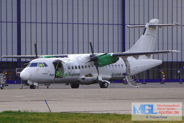 21.03.2014 EI-EHH Aer Arann / Aer Lingus Regional ATR 42-300 cn196