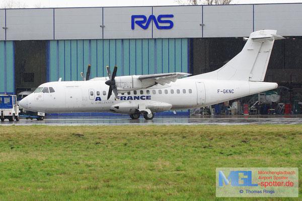 15.04.2013 F-GKNC Airlinair / Air France ATR 42-300 cn230