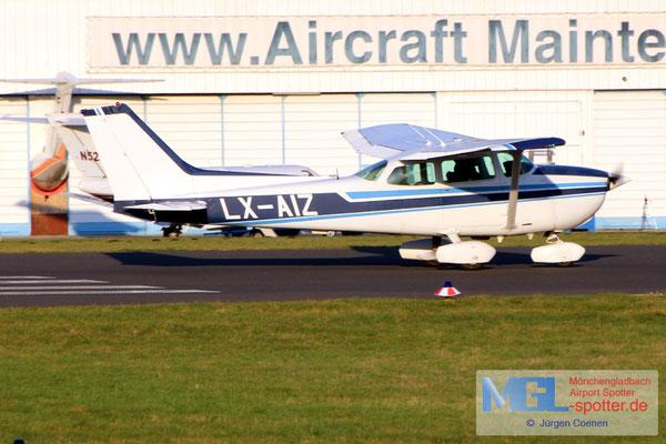 05.02.2018 LX-AIZ Cessna F172N Skyhawk