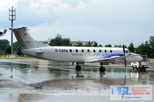04.06.2005 D-CARA Pro Air Beech 1900C
