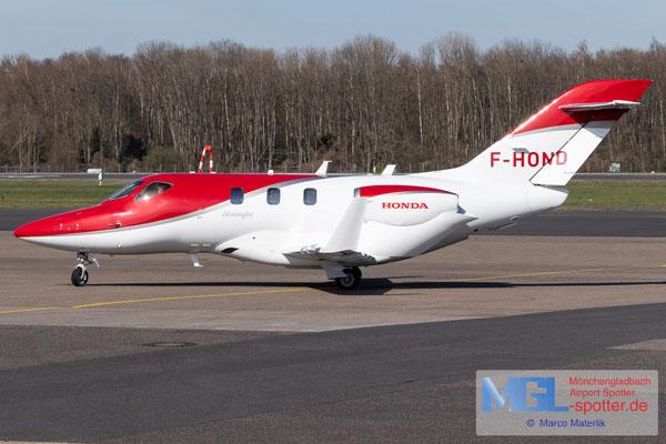 30.03.2021 F-HOND HA-420 HondaJet