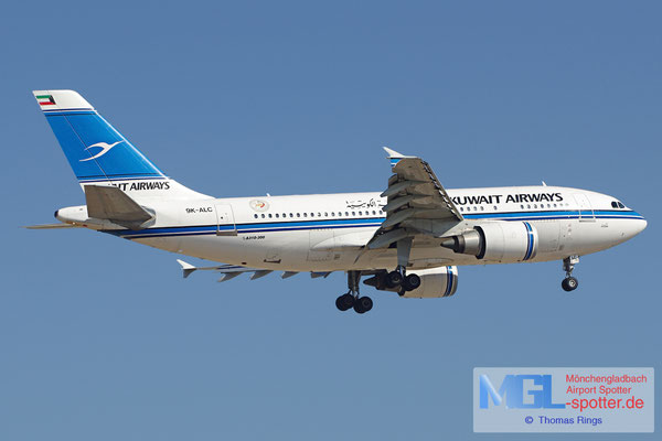 11.08.2012 9K-ALC Kuwait Airways A310-308
