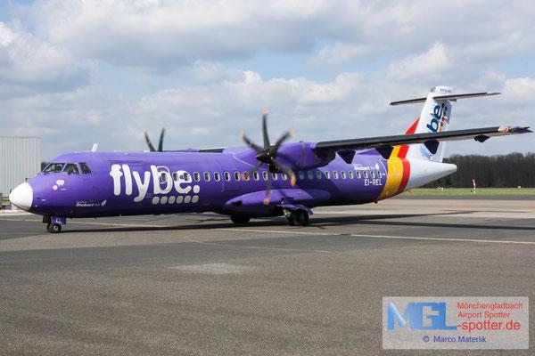 19.03.2019 EI-REL Stobart Air / Flybe ATR 72-500 cn748