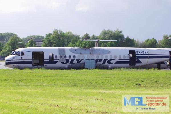 09.05.2014 SX-BIA Olympic Air ATR 42-320 cn169
