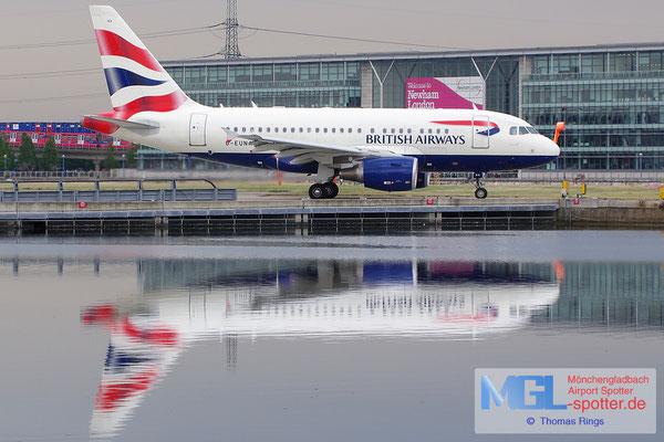 23.06.2014 G-EUNA British Airways A318-112