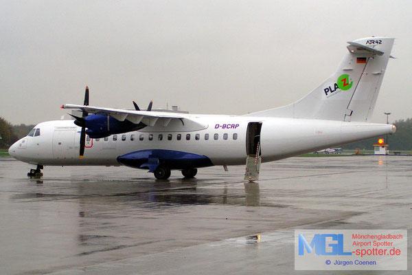 14.11.2006 D-BCRP PLAZA ATR42-300