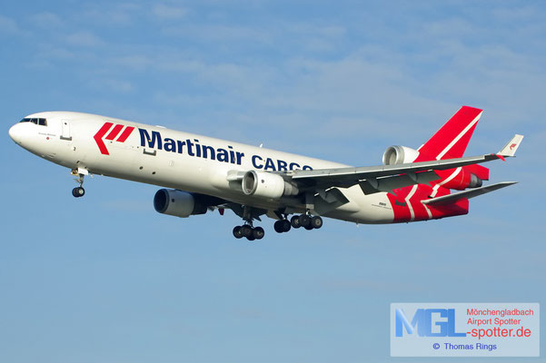 17.02.2013 PH-MCU Martinair Cargo MD-11F