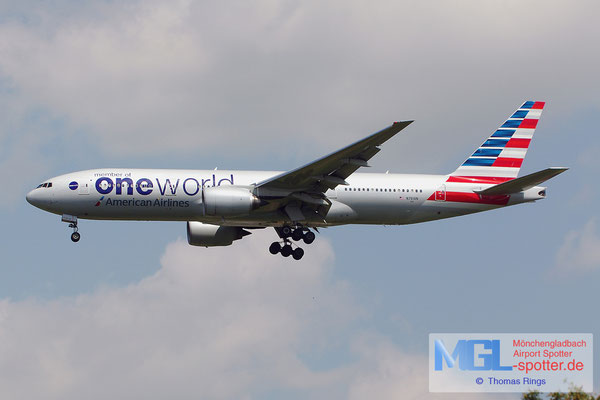 21.06.2014 N791AN American Airlines / oneworld B777-223ER