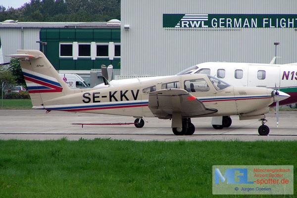 21.08.2006 SE-KKV PIPER PA28