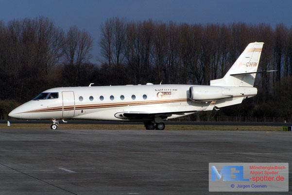 04.02.2005 VP-CHW Gulfstream G200 Galaxy