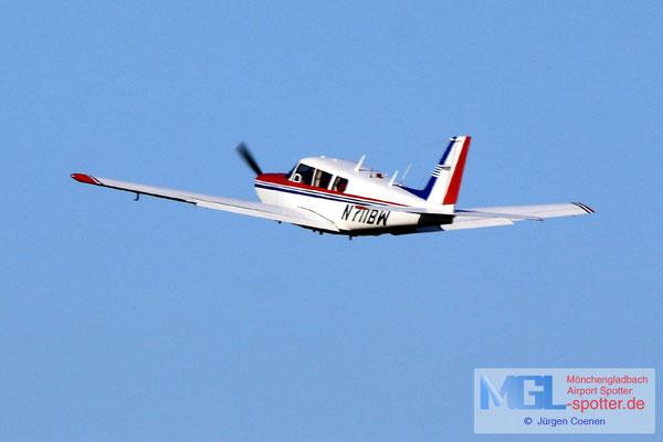 08.11.2018 N711BW Piper PA-24-260 Comanche C