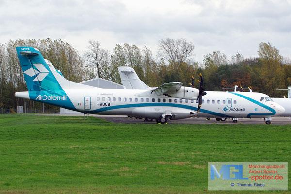 03.11.2013 I-ADCB Air Dolomiti ATR 72-500 cn660