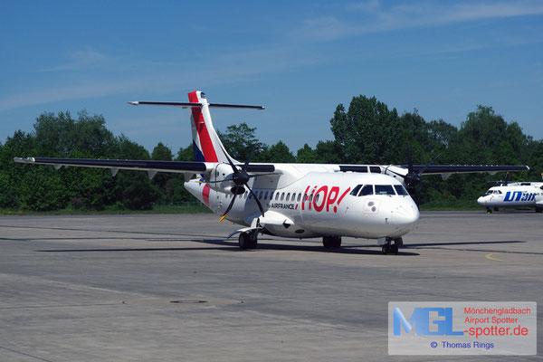 14.05.2015 F-GVZD HOP! ATR 42-500 cn530