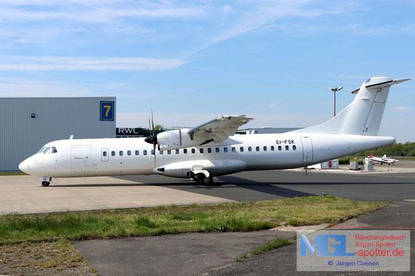 28.04.2021 EI-FSK Stobart Air ATR 72-600 cn1326