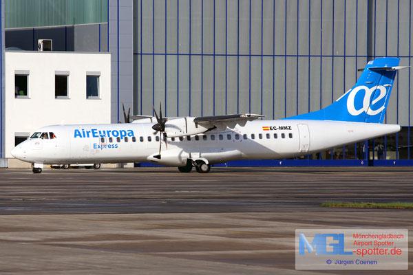 25.04.2017 EC-MMZ Air Europa Express ATR 72-500 cn846