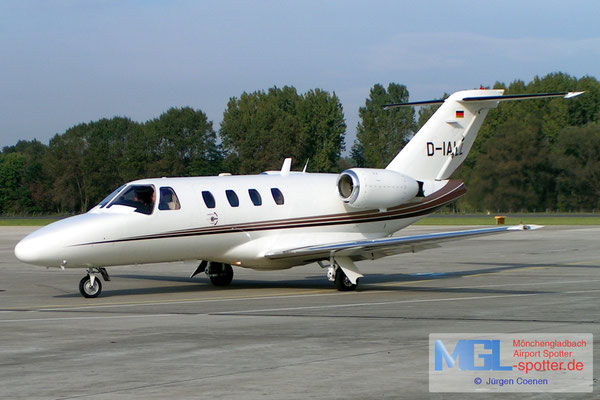 13.10.2004 D-IALL Cessna 525 CitationJet