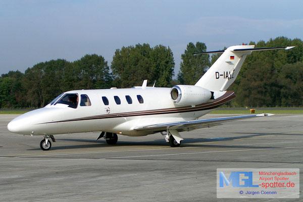 13.10.2004 D-IALL Cessna 525 CitationJet