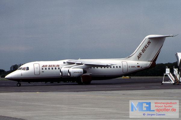 01.05.2003 D-AWUE AIR BERLIN BAE146