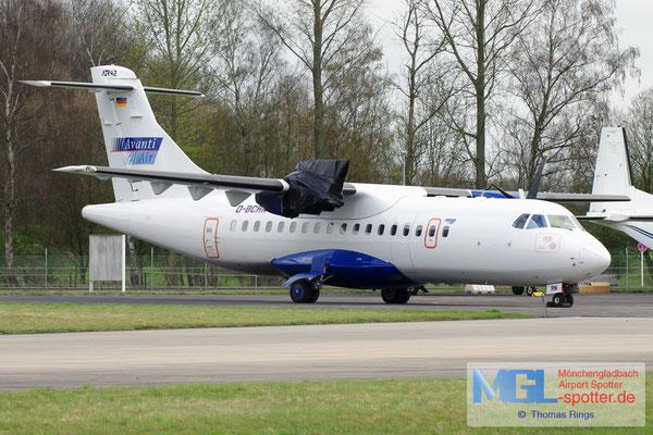 31.03.2012 D-BCRN Avanti Air ATR 42-320 cn329