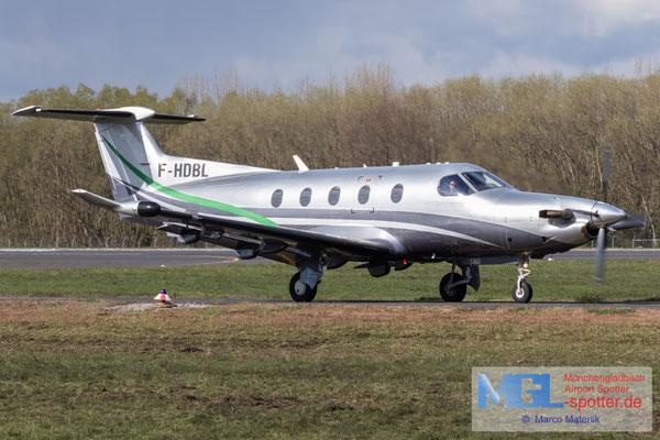 13.04.2021 F-HDBL Pilatus PC-12