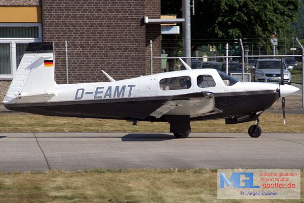 02.05.2007 D-EAMT Mooney M-20J 252