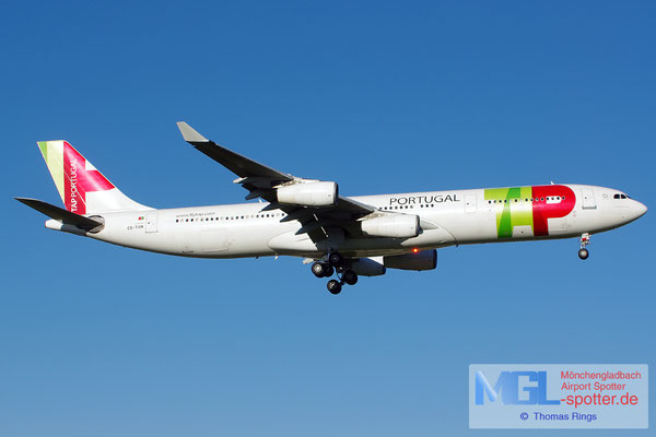 30.10.2013 CS-TOB TAP Portugal A340-312