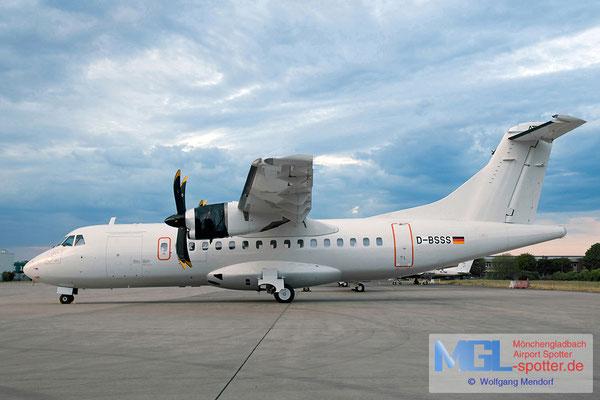 30.05.2011 D-BSSS (Avanti Air) ATR 42-500 cn602