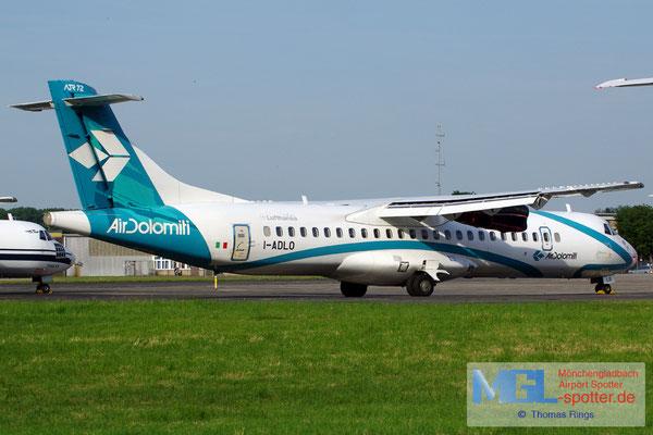 17.06.2013 I-ADLO Air Dolomiti ATR 72-500 cn585