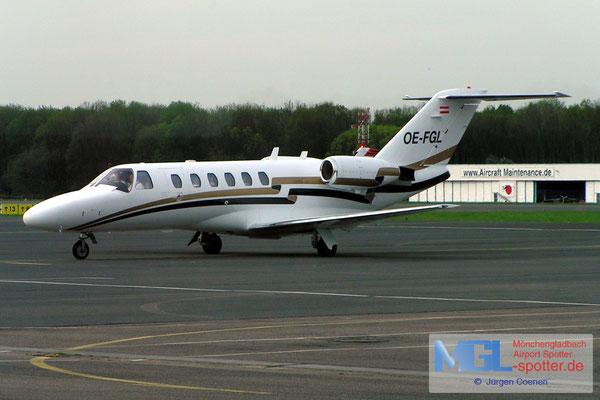 04.05.2006 OE-FGL CESSNA CIT525 CJ2