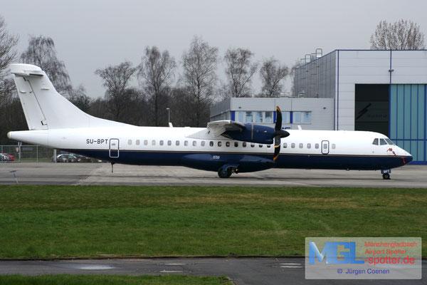 24.03.2007 SU-BPT Sun Air ATR 72-212 cn385