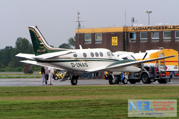 11.08.2006 D-INAS BEECH C90 KINGAIR
