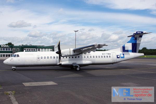 09.08.2017 OY-YBH NAC / (Trip) ATR 72-500 cn911