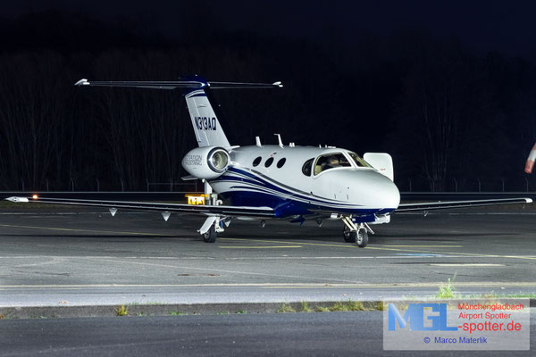 04.02.2021 N313AQCessna 510 Citation Mustang