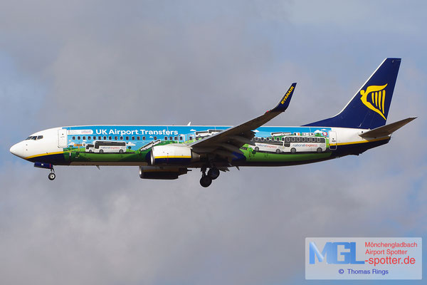 03.03.2015 EI-EMI Ryanair / National Express B737-8AS/W