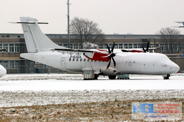 03.03.2018 2-GJSA Flair Aviation ATR 42-500 cn574