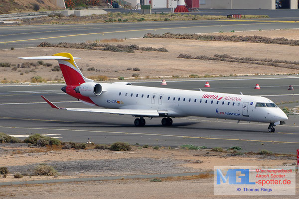 08.07.2014 EC-JZS Air Nostrum / Iberia Regional CRJ-900ER