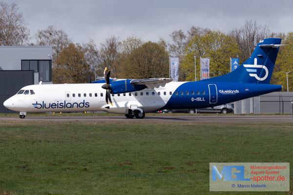 06.04.2021 G-ISLL Blue Islands ATR 72-500 cn696