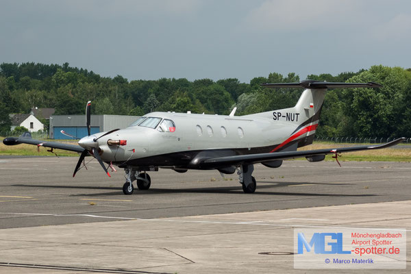 20.06.2019 SP-NUT Pilatus PC-12/47