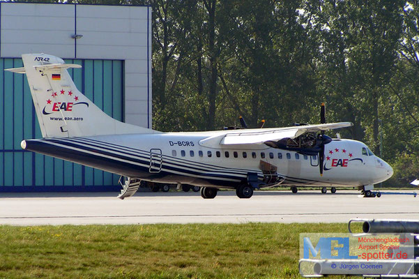 13.10.2004 D-BCRS European Air Express ATR 42-300 cn287