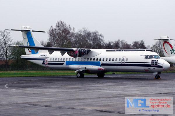 15.04.2013 D-ATRS RAS / (Olympic Air) ATR 72-202 cn239