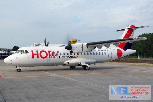 17.06.2015 F-GPYO HOP! ATR 42-500 cn544