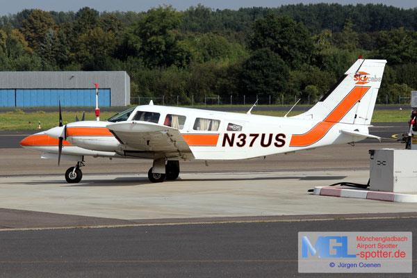 20.09.2016 N37US Piper PA-34-200T