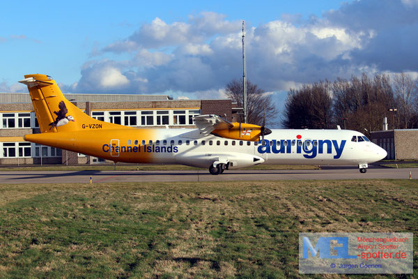 09.03.2017 G-VZON Aurigny Air Services ATR 72-500 cn853