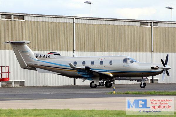 12.10.2017 PH-VTK Pilatus PC-12/45