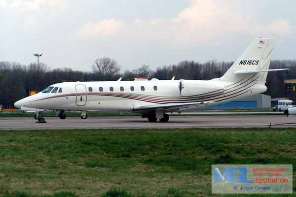 18.04.2006 N616CS CESSNA CIT680 SOVEREIGN